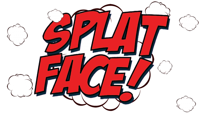 Splat Face a Party for Older children