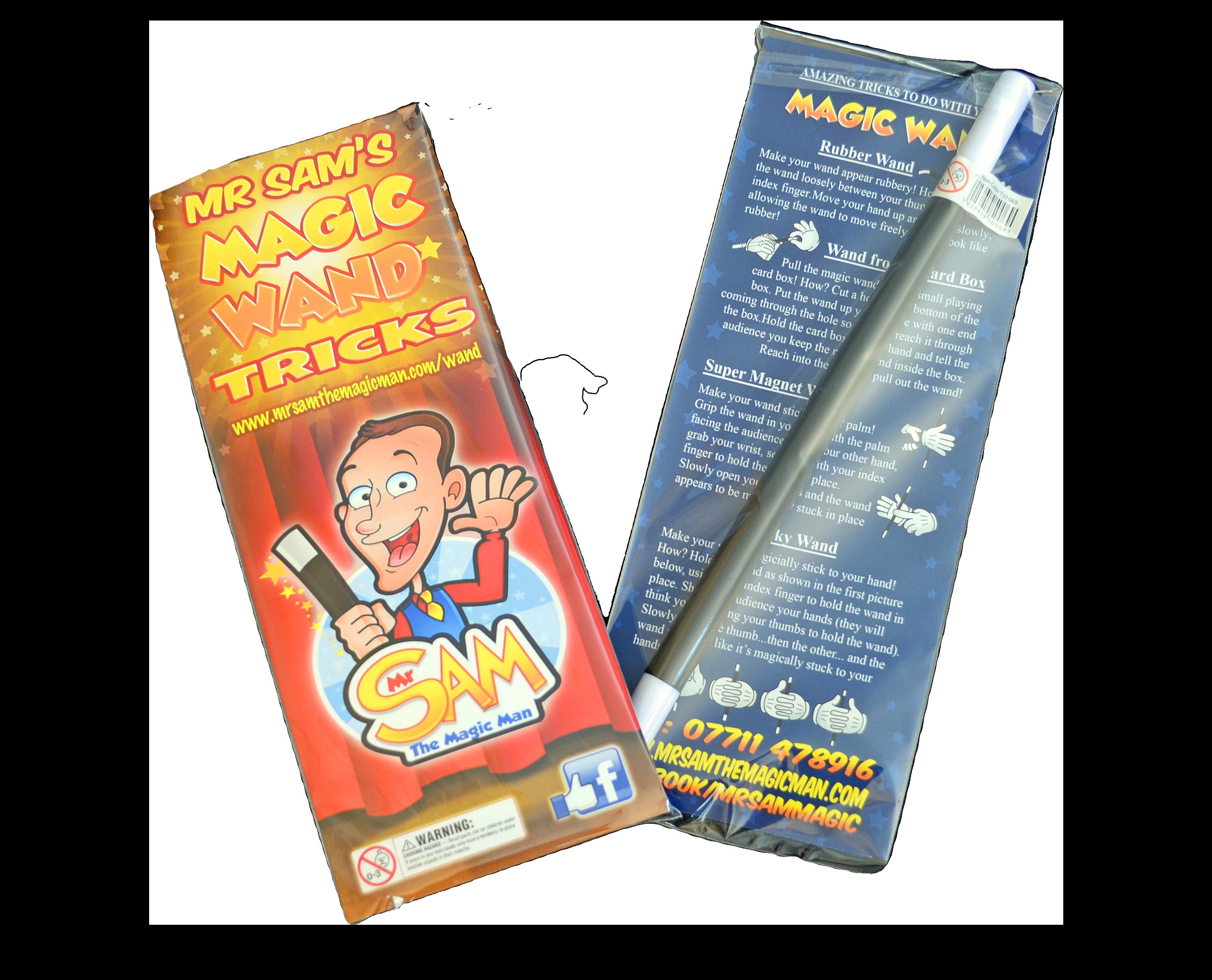 magic wand packs pic
